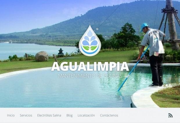 AguaLimpia web